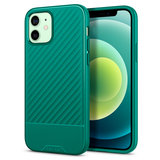 Spigen Core Armor iPhone 12 Pro / iPhone 12 hoesje Mint