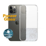 PanzerGlass ClearCase iPhone 12 Pro / iPhone 12 hoesje Doorzichtig