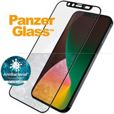 PanzerGlass Edge to Edge Glazen iPhone 12 Pro / iPhone 12 screenprotector Cam Slider