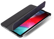 Decoded Leather Slim Cover iPad Air 2020 10,9 hoesje Zwart