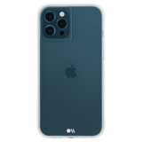 Case-Mate Tough Clear Plus iPhone 12 Pro / iPhone 12 hoesje Doorzichtig