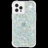 Case-Mate Twinkle iPhone 12 Pro / iPhone 12 hoesje Confetti