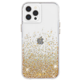 Case-Mate Twinkle Ombre iPhone 12 Pro / iPhone 12 hoesje Goud