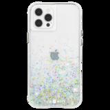Case-Mate Twinkle Ombre iPhone 12 Pro / iPhone 12 hoesje Confetti