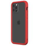 Rhinoshield CrashGuard NX iPhone 12 Pro / iPhone 12 hoesje Rood