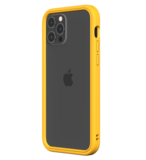 Rhinoshield CrashGuard NX iPhone 12 Pro / iPhone 12 hoesje Geel