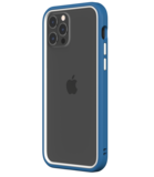 Rhinoshield CrashGuard NX iPhone 12 Pro / iPhone 12 hoesje Blauw / Wit