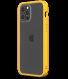 RhinoShield Mod NX iPhone 12 Pro / iPhone 12 hoesje Geel