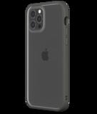 RhinoShield Mod NX iPhone 12 Pro / iPhone 12 hoesje Grijs