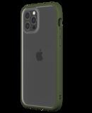 RhinoShield Mod NX iPhone 12 Pro / iPhone 12 hoesje Groen