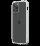 RhinoShield Mod NX iPhone 12 Pro / iPhone 12 hoesje Zilver