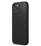 RhinoShield SolidSuit iPhone 12 Pro / iPhone 12 hoesje Classic Zwart