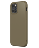 RhinoShield SolidSuit iPhone 12 Pro / iPhone 12 hoesje Classic Clay