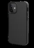 UAG Outback iPhone 12 mini hoesje Zwart