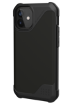 UAG Metropolis Lite iPhone 12 mini hoesje Zwart
