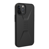 UAG Civilian iPhone 12 Pro Max hoesje Zwart