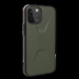 UAG Civilian iPhone 12 Pro Max hoesje Groen