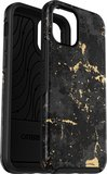 Otterbox Symmetry iPhone 12 Pro / iPhone 12 hoesje Enigma Zwart