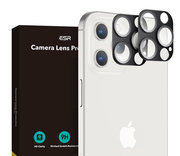 ESR Camera iPhone 12 Pro glazen protector 2 pack