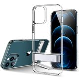 ESR Metal Kickstand iPhone 12 Pro Max hoesje Doorzichtig