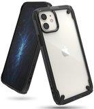 Ringke Fusion X iPhone 12 mini hoesje Zwart