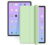TechProtection Smart iPad Air 2020 10,9 inch hoesje Groen