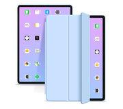 TechProtection Smart iPad Air 2020 10,9 inch hoesje Blauw
