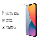LAUT Prime Glass iPhone 12 mini screenprotector