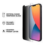 LAUT Prime Privacy Glass iPhone 12 mini screenprotector