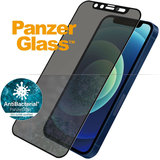 PanzerGlass Dual Privacy Glazen iPhone 12 mini screenprotector