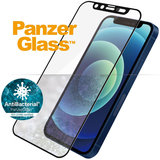 PanzerGlass Edge to Edge Glazen iPhone 12 mini screenprotector Camslider