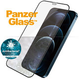 PanzerGlass Edge-to-Edge Glazen iPhone 12 Pro Max screenprotector