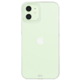 Case-Mate Barely There iPhone 12 mini hoesje Transparant