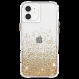 Case-Mate Twinkle Ombre iPhone 12 mini hoesje Goud