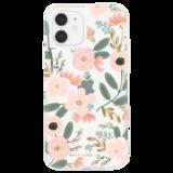 Case-Mate Rifle Paper iPhone 12 mini hoesje Wild Flowers