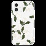 Case-Mate Rifle Paper iPhone 12 mini hoesje Hydrangea