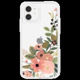 Case-Mate Rifle Paper iPhone 12 mini hoesje Floral
