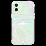 Case-Mate Soap iPhone 12 mini hoesje Bubble