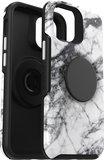 Otterbox Symmetry + Pop iPhone 12 mini hoesje Marble