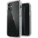 Speck Presidio Perfect Clear iPhone 12 mini hoesje Glitter