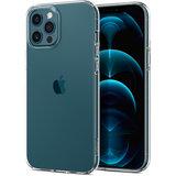 Spigen Crystal Flex iPhone 12 Pro / iPhone 12 hoesje Doorzichtig