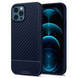Spigen Core Armor iPhone 12 Pro Max hoesje Blauw