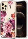 Spigen Ciel iPhone 12 Pro Max hoesje Rose Floral