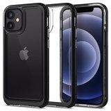 Spigen Neo Hybrid Crystal iPhone 12 mini hoesje Zwart