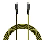 SoSkild onverwoestbare USB-C naar Lightning kabel 1,2 meter