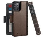 Twelve South BookBook iPhone 12 Pro Max hoesje Bruin
