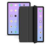 TechProtection Smart iPad Air 2020 10,9 inch hoesje Zwart