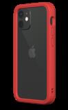 Rhinoshield CrashGuard NX iPhone 12 mini hoesje Rood
