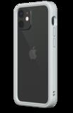 Rhinoshield CrashGuard NX iPhone 12 mini hoesje Zilver