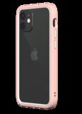 Rhinoshield CrashGuard NX iPhone 12 mini hoesje Roze / Wit